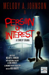 """Melody A. Johnson in """"Person of Interest"""" @ Firehall, Founders Theatre"""