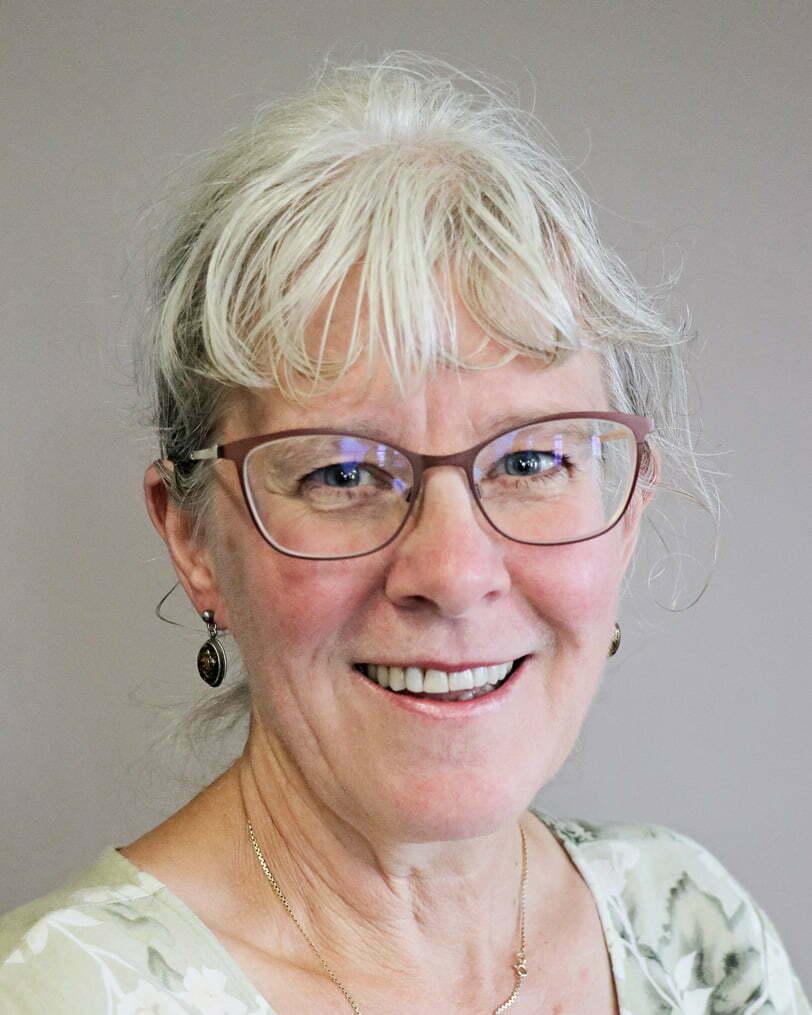 Christine Sharp<br/>–as Accompanist –