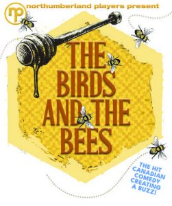 """Poster for """"The Birds and the Bees"""""""